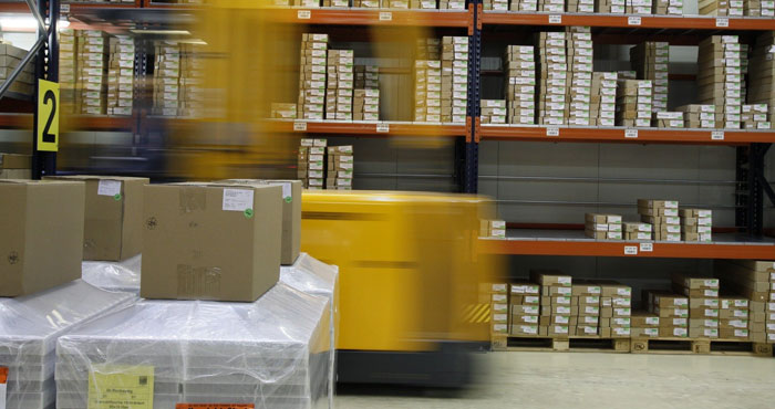 Manage your Inventory between your Pharmaceutical Distribution and 3PL